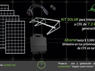 Vumen mx Roof