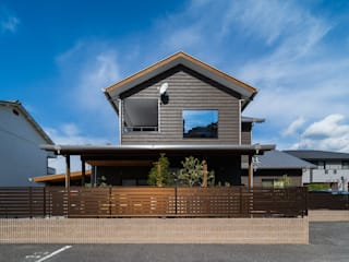 府中八幡の家 カントリーな 家 の 株式会社かんくう建築デザイン カントリー