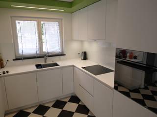 Umbau eines Einfamilienhauses Ottagono+Rechsteiner Interior AG Ausgefallene Küchen