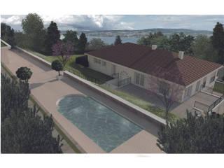Architektur und Innenarchitektur eines Neubaus Ottagono+Rechsteiner Interior AG Moderne Häuser