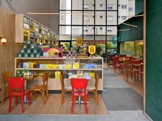 AVR Studio Arquitetura Gastronomi Modern