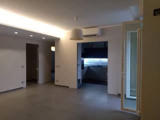 HOUSE Sala da pranzo moderna di Marcello Buffa Architetto Moderno