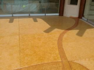 PISOS OXIDADOS Centros comerciales de estilo clásico de Mendoza Pintores Profesionales Clásico