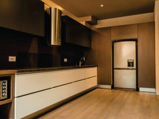 Arquitecto Santiago Rodriguez Dapur Modern