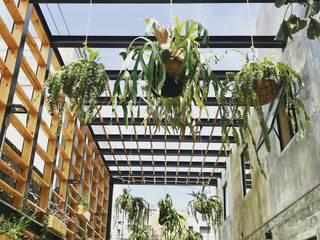 Restaurantes Casas modernas: Ideas, diseños y decoración de Arquitectura Viva - Alexandra Patow Moderno