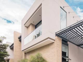 Arquitecto Santiago Rodriguez Rumah pedesaan