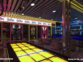 Disco_Lleras de ARQUINEX SAS Industrial
