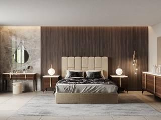 Madeira Negra BedroomBeds & headboards Wood Wood effect