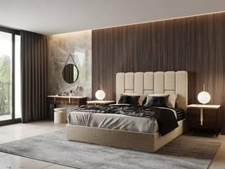 Nova colecção de quartos - Quarto Jade por Madeira Negra Moderno