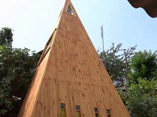 Пирамида Золотого сечения от Студия Довбыш Рустикальный