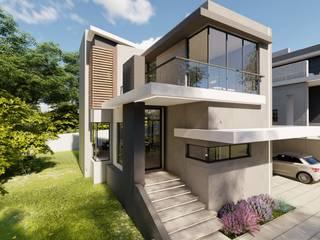 Modern houses by FRANCOIS MARAIS ARCHITECTS Modern