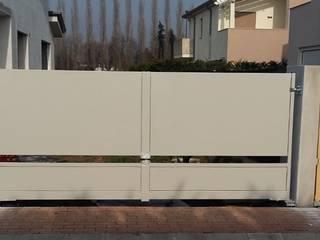 Recinzioni, cancelli e parapetti Case moderne di SteelMod Moderno