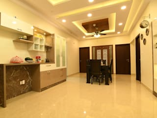 Modern dining room by Magnon India Modern