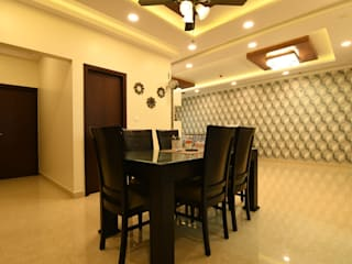 PFC Modern dining room by Magnon India Modern