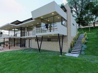Casa Campestre Lago Calima Casas de estilo mediterráneo de DeCasas.co Mediterráneo
