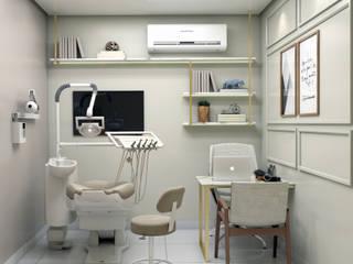 Consultório Odontológio ED- Odontologia Integrada por ELOYZE DARLLA |ARQUITETURA