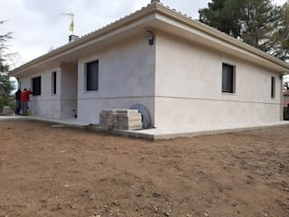 GF CONSTRUCCIÓN SOSTENIBLE S.L.U Detached home