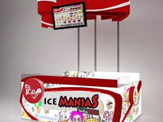Ice Manias Stall AZ Architect