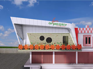 Oryza Spice Restaurant AZ Architect