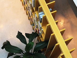 Banema S.A. ArtworkOther artistic objects MDF Yellow