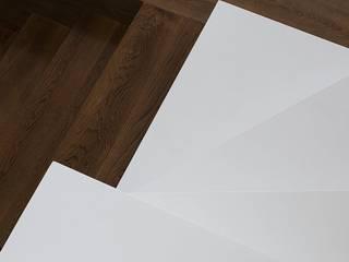 Banema S.A. Corridor, hallway & stairsStairs Stone White