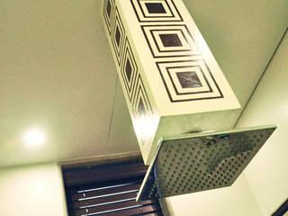 Dhruva Samal & Associates Modern bathroom