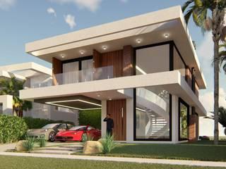 Grupo Fontalis Brasil Terrace house Concrete