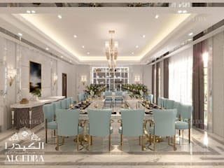 Modern dining room by Algedra Interior Design Modern