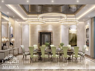 من Algedra Interior Design حداثي