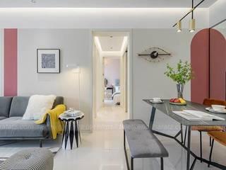 Mẫu thiết kế nội thất chung cư 85m2 2 phòng ngủ được yêu thích nhất hiện nay bởi ATZ LUXURY Hiện đại