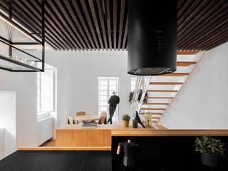PAULO MARTINS ARQ&DESIGN Minimalistische Küchen