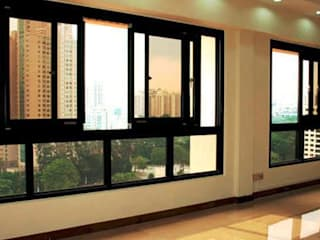 A change to aluminium windows: eclectic  by The Renovation Guy, Eclectic