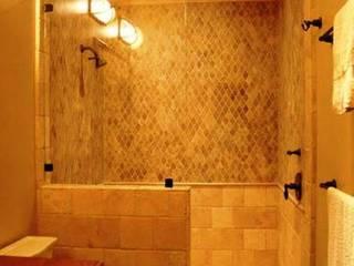 A New Shower Modern bathroom by The Renovation Guy Modern