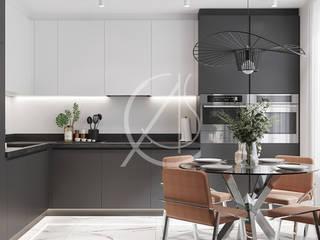 di Comelite Architecture, Structure and Interior Design Moderno
