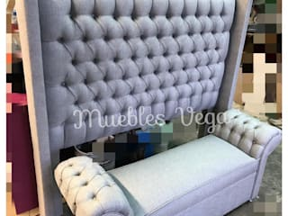 Muebles y Diseños Vega BedroomBeds & headboards