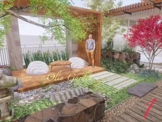 3D景觀設計圖 歐霖景觀設計有限公司 平屋頂