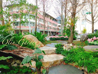 水里民宿 歐霖景觀設計有限公司 餐廳