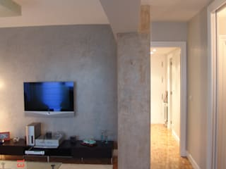 Modern Living Room by ESTUDIO FRANCIA INTERIORISMO Modern
