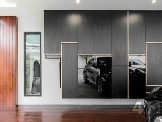Sutera Chengal semi-D four in one design sdn bhd Terrace house