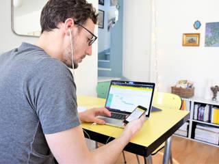 Rénovation complète d'un appartement avec l'application Réa Réa