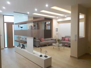 MENDIZABAL PB Salones de estilo mediterráneo de GESDICON SLU Mediterráneo