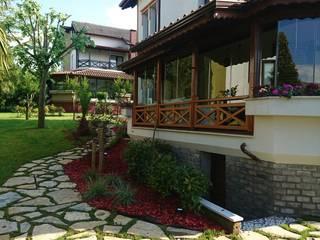 İç Mimar Murat KAÇAR - Ofiss Iç Mimarlık Single family home Wood Wood effect