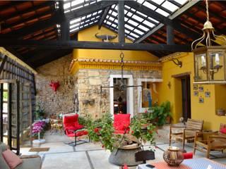 Quinta T6 com Casa senhorial restaurada por PortugalRur Rústico