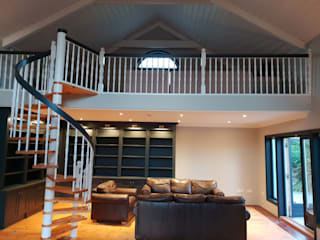 House renovation ATRenovations Living room