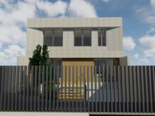 LEVANTAMIENTO 3D VU ALMANSA de GESDICON SLU Moderno