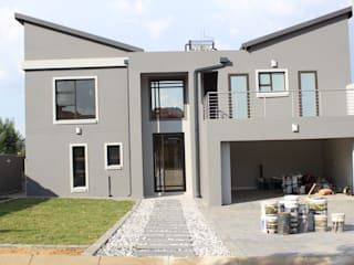 Modern Home in Ruimsig Modern houses by Meraki Property Group Pty Ltd Modern