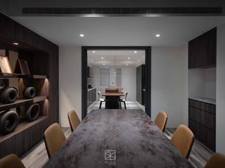 連接廚房一角 根據 禾廊室內設計 古典風