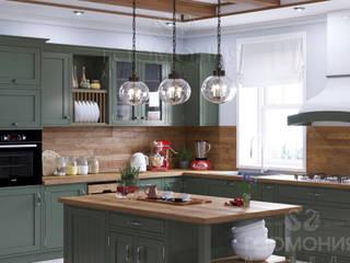 Кухня Энфилд от Гармония Мебель Кантри