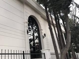 Samsun Villa Projesi Bariboğlu Yapı - Dekoratif Dış Cepheler Villa