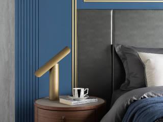 Modern Bedroom by 知域設計 Modern